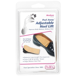 Adjustable Heel Lift