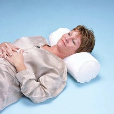 Allergy Free Thera Cushion Roll Pillow