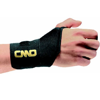 Elastic Wrist Support with Thumb Loop
