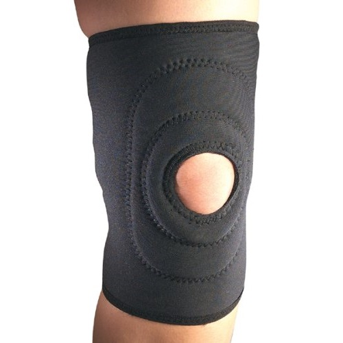 Knee Support with Stabilizer Pad