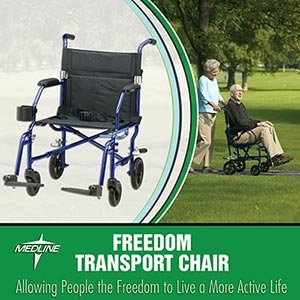 UltraLight Freedom Transport Wheelchair
