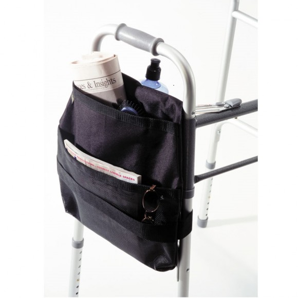 Side Mount Walker Carry-On Tote Bag