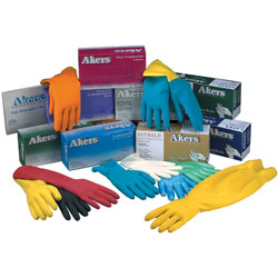 Non-Latex Co-Polymer Poly Gloves
