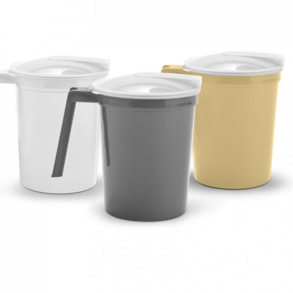 Non-Insulated Plastic Pitchers