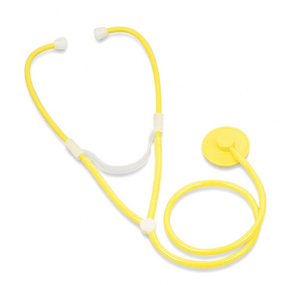 Disposable Stethoscope,Yellow
