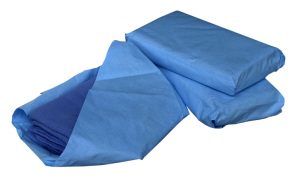 Sterile Disposable Surgical Towels,Blue