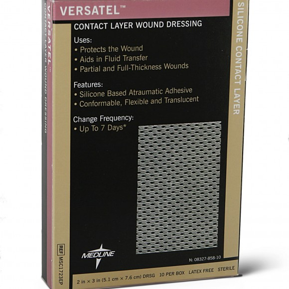 Versatel Contact Layer Dressings